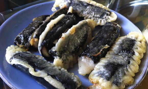 Фото вегетарианская рыба - рецепт