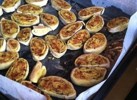 Картофельные рулетики по-индийски - рецепты, индийская кухня