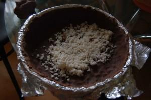 Формовка торта