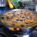 Паэлья с овощами (вегетарианская) - рецепт, испанская кухня