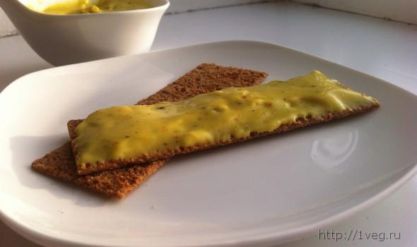 Домашний плавленный сыр из творога - рецепт