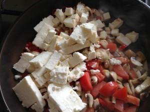 Сыр для приготовления салата
