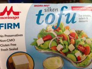Шелковый тофу