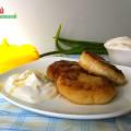 Сырники из творога с манкой без яиц