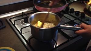 Сливочное масло для карамели