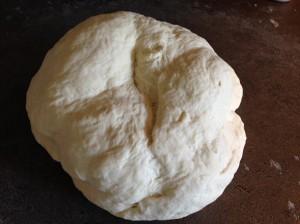Готовое тесто для сейтана
