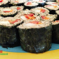 Сыроедные суши-роллы