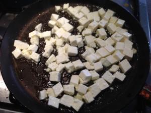 жаренный сыр для борща