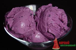 Домашнее мороженое без сливок и яиц